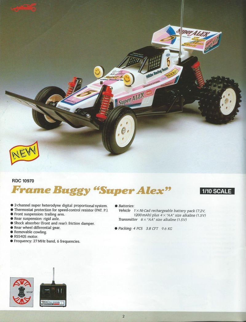 Catalogue Nikko 1987 page 2