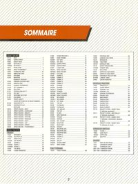 Page 2 Catalogue Nikko 1990