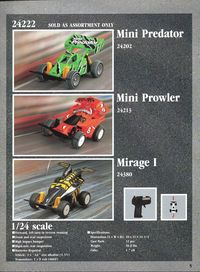 Page 5 Catalogue Nikko 1991
