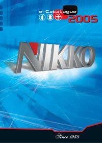 Page 1 Catalogue Nikko 2005