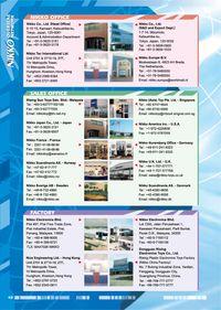 Page 42 Catalogue Nikko 2005
