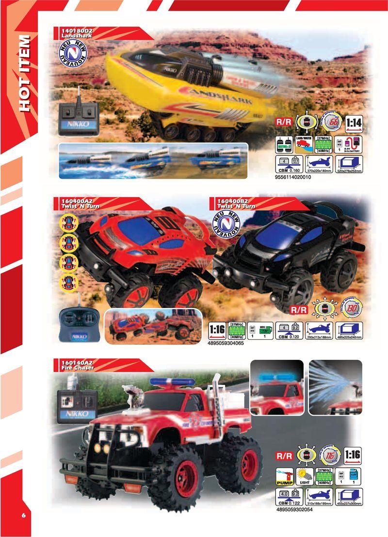 Catalogue Nikko 2005 page 6