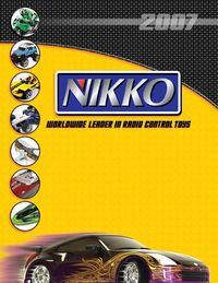 Page 1 Catalogue Nikko 2007