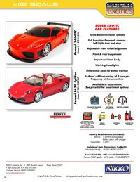 Page 20 Catalogue Nikko 2007