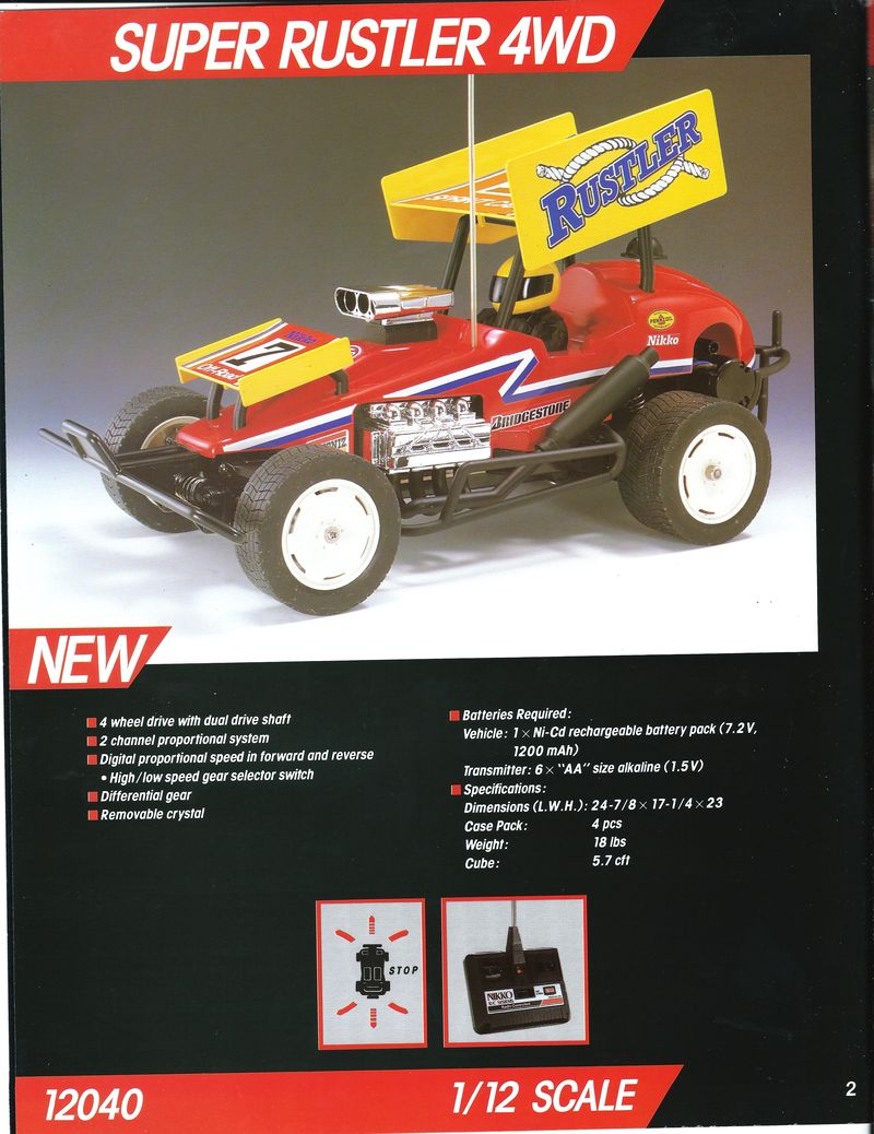 Catalogue Nikko America 1989 page 2