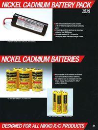 Page 34 Catalogue Nikko America 1989