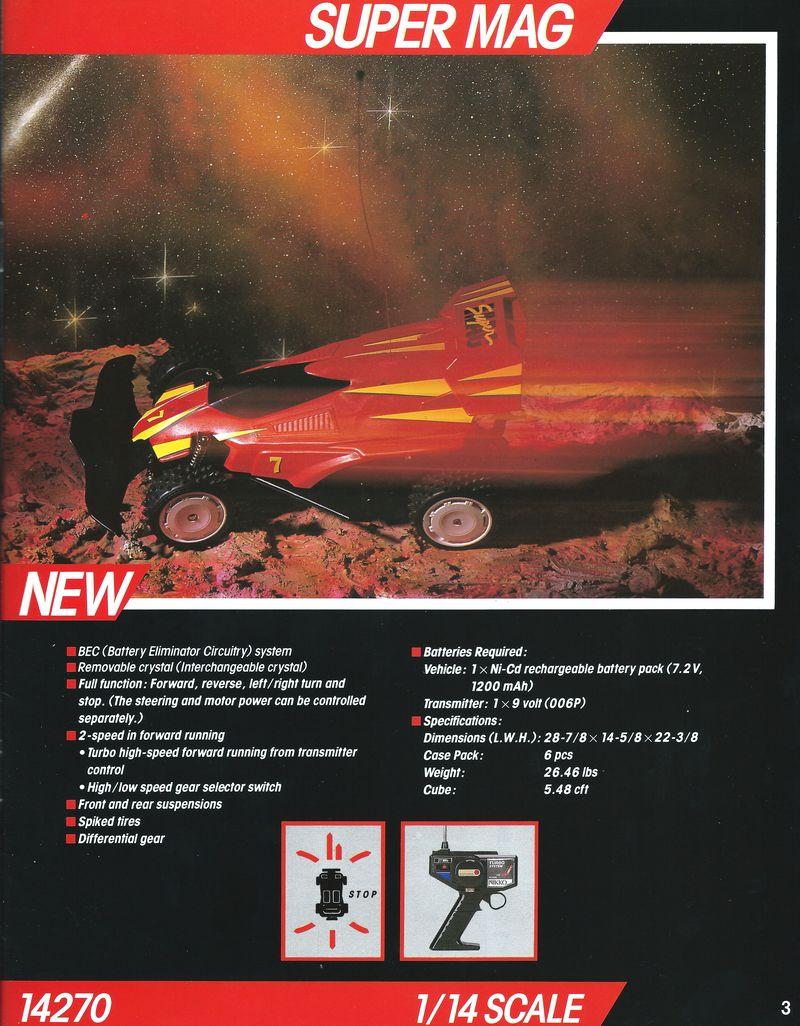 Catalogue Nikko America 1989page 3
