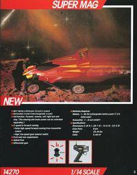 Page 3 Catalogue Nikko America 1989