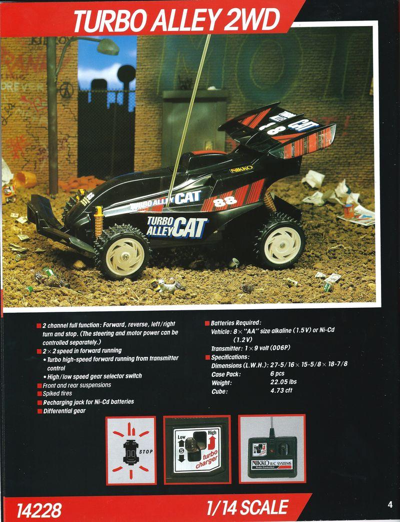 Catalogue Nikko America 1989page 4