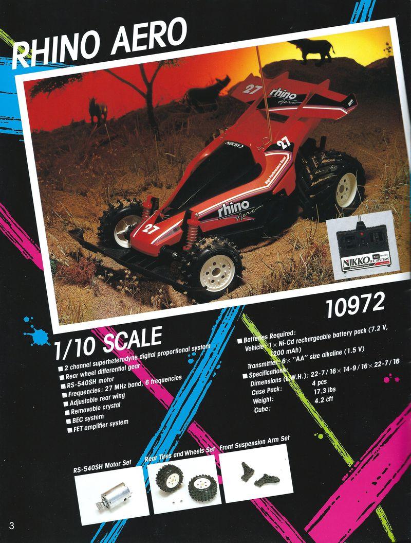 Catalogue Nikko 1990 page 3