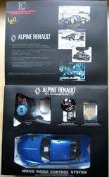 Renault Alpine Nikko Evolution 1/14