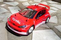 Nikko Evolution 1/14 Peugeot 206