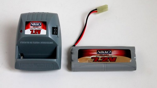Batterie Nikko Mighty Max 4x4