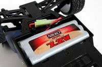 Batterie 2.4GHz Nikko Mighty Max 4x4