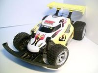 Nikko Road Burner / Phoenix / DragonOff-Road Evolution 1/12