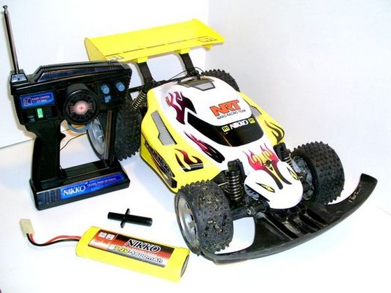 Nikko Road Burner / Phoenix / Dragon Off-Road Evolution 1/12