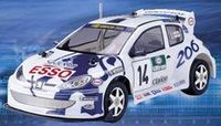 Nikko Evolution 1/14 (Ne14) Peugeot 206