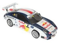 Nikko Porsche 911 GT3 RS Red Bull 1/16