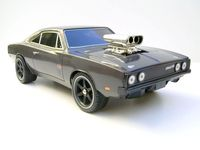 Nikko Dodge Charger 1/16