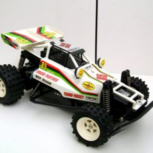 Nikko Turbo Panther Frame Buggy 1/16