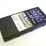 "Batterie 9,6V 650mAh NiCd au format ""cassette"""