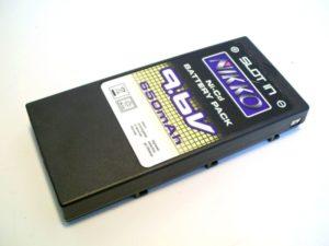 """Batterie 9,6 Volts 650mAh NiCd au format """"cassette"""""""