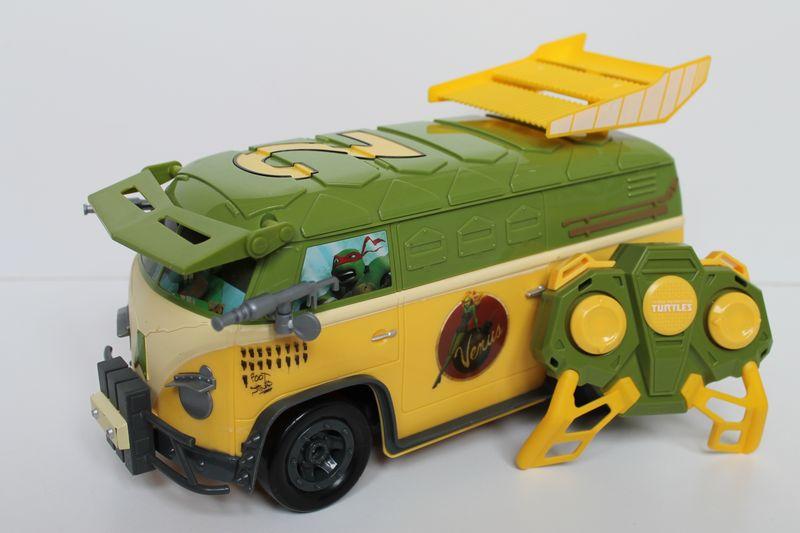 Nikko Party Van Ninja Turtles – NikkoMania